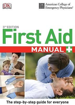 ACEP First Aid Manual - DK Publishing