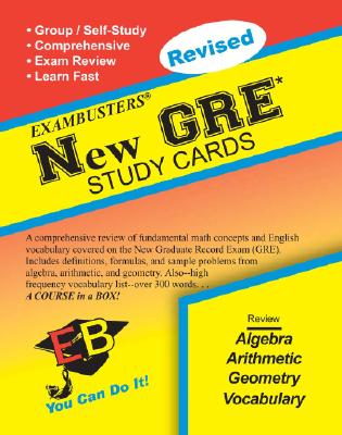 Ace's Exambusters GRE: A Whole Course in a Box - Burchard, Elizabeth R. (Editor)