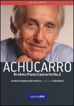 Achucarro: Brahms - Piano Concerto No. 2 - Robin Lough