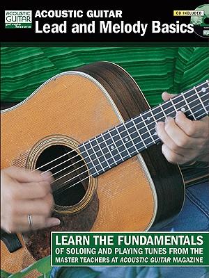 Acoustic Guitar Lead and Melody Basics - Hal Leonard Publishing Corporation (Creator)