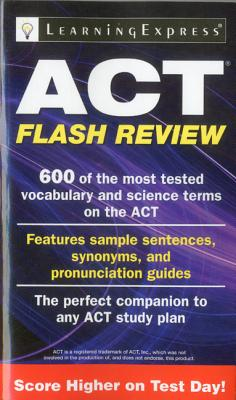 ACT Flash Review - Learning Express LLC
