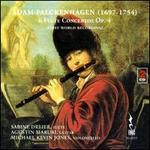 Adam Falckenhagen: 6 Flute Concertos