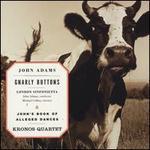 Adams: Gnarly Buttons; John's Book of Alleged Dances