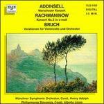 Addinsell: Warschauer Konzert; Rachmaninow: Konzert No.2 in c-moll; Bruch: Variationen für Violoncello und Orchester