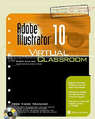 Adobe Illustrator 10: Virtual Classroom - Karlins, David