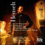 Adolph Henselt: Trio avec Piano Op. 24; Berceuse Op. 13/1; Deux Nocturnes Op. 6; Duo pour Piano et Cor Op. 14