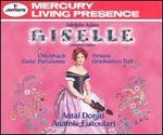 Adolphe Adam: Giselle; Jacques Offenbach: Gaîté Parisienne; Strauss: Graduation Ball