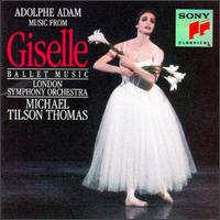 Adolphe Adam: Music from Giselle - Alex Taylor (viola); London Symphony Orchestra; Michael Tilson Thomas (conductor)