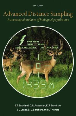 Advanced Distance Sampling: Estimating Abundance of Biological Populations - Laake, J L, and Borchers, D L, and Thomas, L