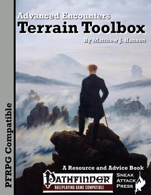Advanced Encounters: Terrain Toolbox (Pfrpg) - Hanson, Matthew J