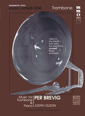 Advanced Trombone Solos - Volume 5 - Hal Leonard Corp (Creator)