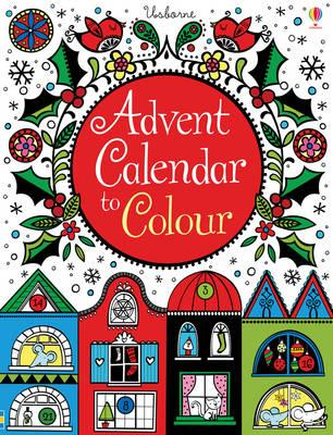 Advent Calendar to Colour - Baggott, Stella