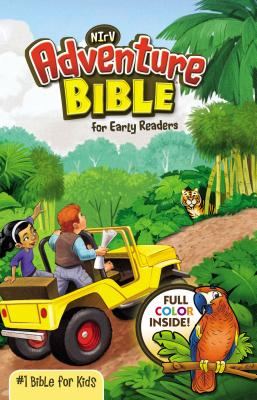 Adventure Bible for Early Readers-NIRV - Richards, Lawrence O (Editor)