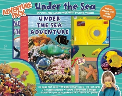 Adventure Pack: Under the Sea - Stierle, Cynthia