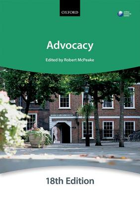 Advocacy - The City Law School
