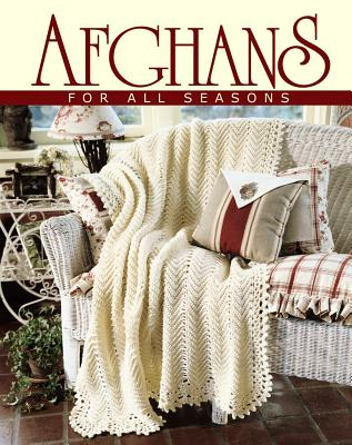 Afghans for All Seasons, Book 2 (Leisure Arts #108214) - Leisure Arts (Editor)