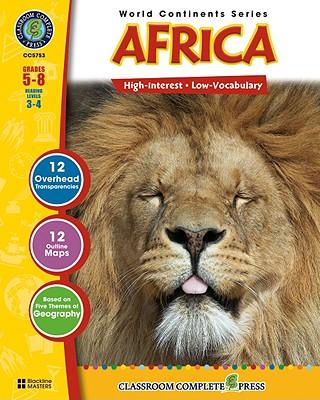 Africa - McAleese, David, and Evagelelis, Irene