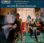 Agathe Backer Grøndahl: Piano Music