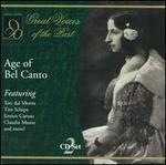 Age of Bel Canto