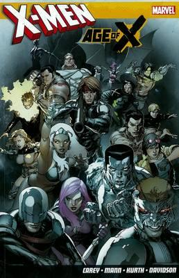 Age of X - Carey, Mike