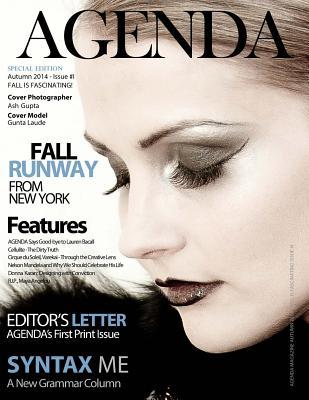 Agenda: Fall Is Fascinating 2014 - Magazine, Agenda