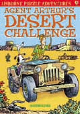 Agent Arthur's Desert Challenge - Oliver, Martin