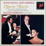 Agnes Baltsa & Jos? Carreras Sing Opera Duets