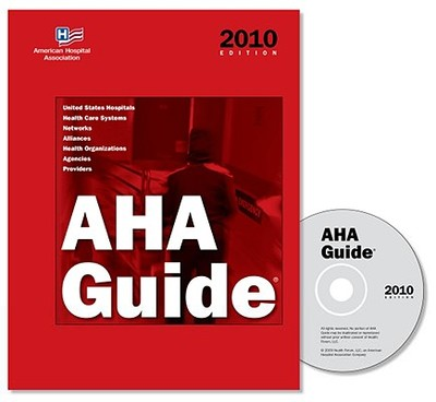 AHA Guide 2010: Text and CD-ROM Pkg - Aha