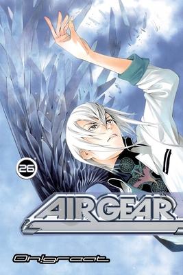 Air Gear, Volume 26 - Oh!great