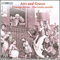 Airs and Graces - Parnassus Avenue; William Skeen (cello)