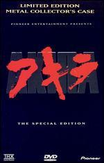 Akira [Limited Edition Tin Case] [2 Discs]