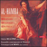 Al-Hamra - Annie Gadbois (cello); Caroline Lizotte (harp); Ensemble Contemporain Montréal+; Jean Vallieres (guitar);...