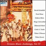 Al S'fod (Do Not Lament): Hebrew and Jewish Instrumental and Vocal Works