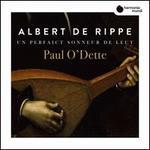 Albert de Rippe: Un Perfaict Sonneur de Leut