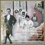 Alberto Ginastera: Estancia; Variaciones concertantes; Concierto para arpa