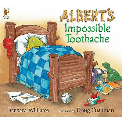 Albert's Impossible Toothache - Williams, Barbara