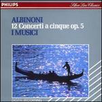 Albinoni: 12 Concerti a Cinque