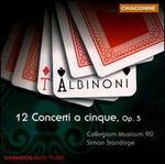 Albinoni: 12 Concerti