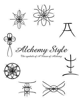 Alchemy Style, The Symbols of A House of Alchemy - Mydesign9 Com, and Weber