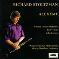 Alchemy - George Manahan (conductor)