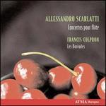 Alessandro Scarlatti: Concertos pour Flûte