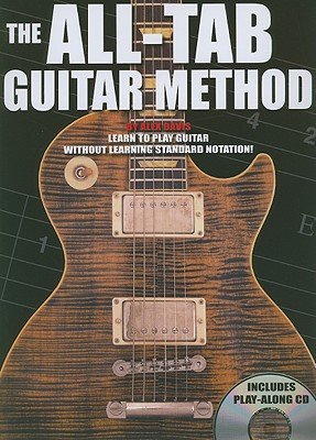 Alex Davis: Complete All-Tab Guitar Method for Beginners - Davis, Alex