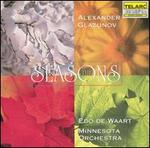 Alexander Glazunov: The Seasons