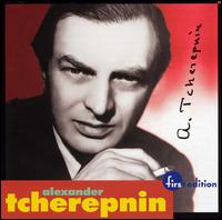 Alexander Tcherepnin - Alexander Tcherepnin (piano); Louisville Orchestra; Robert Whitney (conductor)
