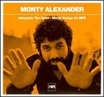 Alexander the Great!: Monty Swings on MPS - Monty Alexander