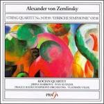 Alexander Von Zemlinsky: String Quartet No.3/Lyrische Symphonie, Op. 18