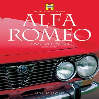 Alfa-Romeo: Always with Passion - Owen, David