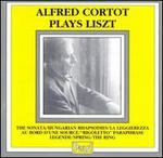 Alfred Cortot Plays Liszt