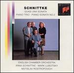 Alfred Schnittke: Quasi Una Sonata; Piano Trio; Piano Sonata No. 2