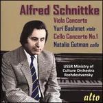 Alfred Schnittke: Viola Concerto; Cello Concerto No. 1